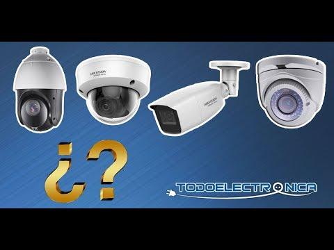 ⚠ Como elegir una cámara de vigilancia y seguridad: consejos para acertar ✅