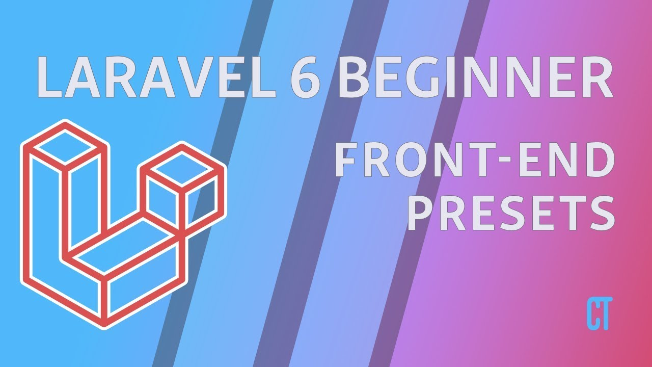 Cover image for the lesson by the title of Front End Presets (Bootstrap)