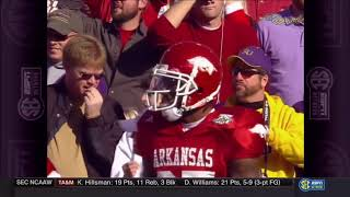 2007 Arkansas Vs. #1 LSU (HD)