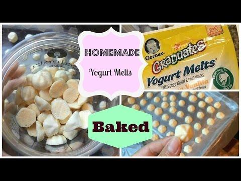 How to Make Yogurt Melts