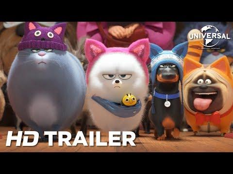 Mascotas 2 trailer