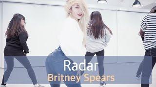 인천댄스학원 리듬하츠 | 걸리쉬 클래스 | Britney Spears - Radar