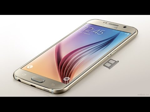 Samsung Galaxy S6 & S6 Duos sim