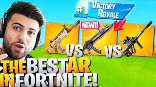 Why I'll *DROP* A Gold SCAR For The *NEW* Heavy AR!! (Fortnite Battle Royale)