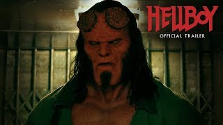 HELLBOY OFFICIAL TRAILER (2019)  'SMASH THINGS' HD Trailer