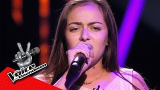 Moira   'You Are The Reason' | Blind Auditions | The Voice Van Vlaanderen | VTM