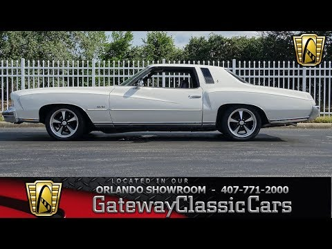 Video of '73 Monte Carlo - ME5G