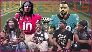 NEW NFL Trades! DeAndre Hopkins vs Darius Slay Jr., Who's Better?