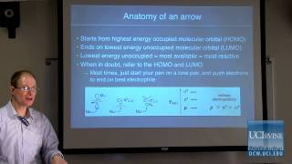 Introduction to Chemical Biology 128. Lecture 03. Reactivity and Arrow Pushing.