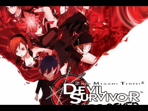 Видео № 1 из игры Shin Megami Tensei: Devil Survivor Overclocked [3DS]