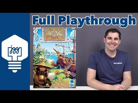 JonGetsGames - Ilôs Full Playthrough