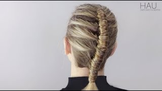 Easy guide Pipe Braid by Nicci Welsh level 1  | HAU2