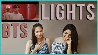 BTS   LIGHTS MV REACTION