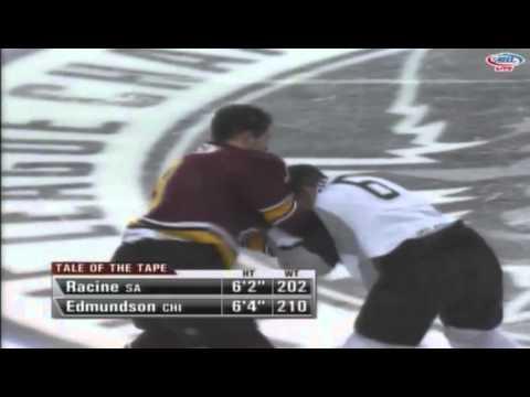 Jonathan Racine vs Joel Edmundson