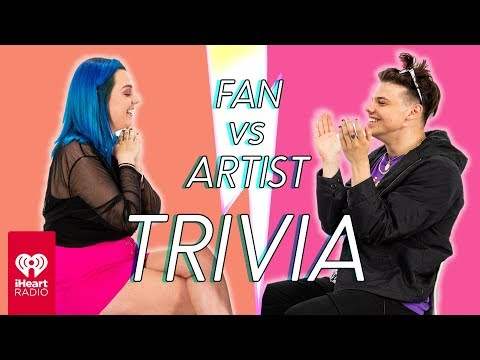 YUNGBLUD Goes Head To Head With His Biggest Fan | Fan Vs Artist Trivia