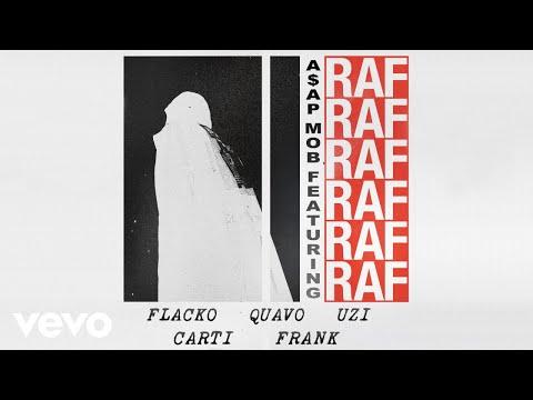 A$AP Mob – RAF (Audio) ft. A$AP Rocky, Playboi Carti, Quavo, Lil Uzi Vert, Frank Ocean