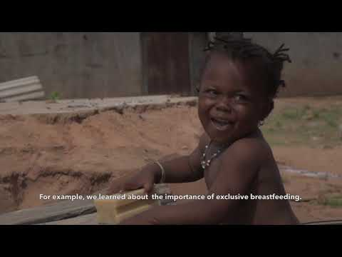Building Resilience through Social Transfers for Nutritional Security in The Gambia - Misira