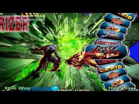 2019 Hyperspin MAME Multiple Arcade Machine Emulator Games