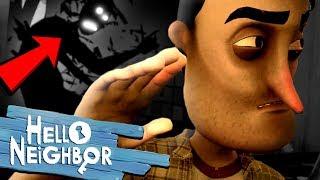 the shadow man hello neighbor - मुफ्त ऑनलाइन वीडियो