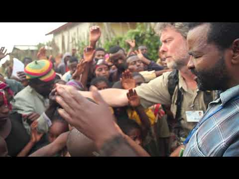 It's so exciting to share the Gospel. See the amazing response during some street preaching I did in Africa.