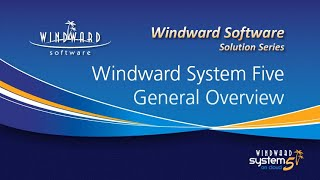 Windward System Five video