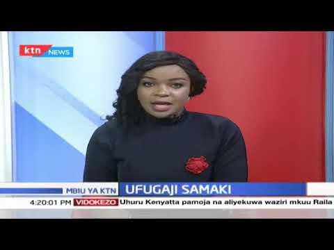 Wawakilishi wadi wa Nairobi wakusanya saini za kumbandua gavana Sonko nje ya ofisi | Mbiu ya KTN