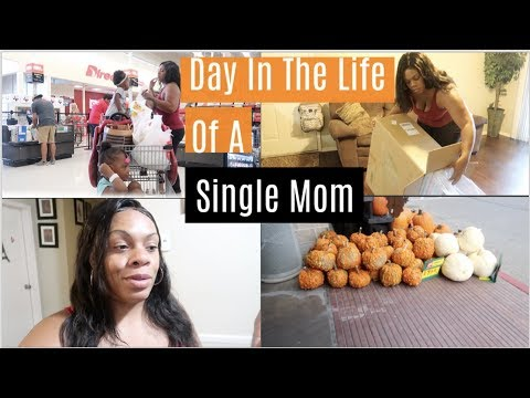 It Finally came! | Stop With The Assumptions. Day In The Of A Single  Mom Of 4