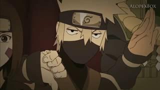 Naruto Kakashi's Sad Past Amv-say Something