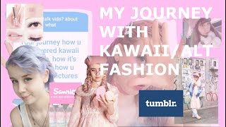 How I Discovered Kawaii Fashion, A Talk Through (with Pictures)