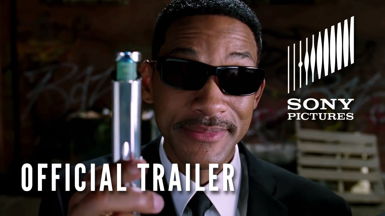 Movie Trailer: Men in Black 3 (2012)
