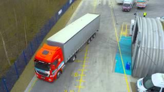 Lorry Reversing - Peter Smythe Transport Training
