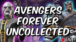 Avengers Forever Uncollected! - Ebony Maw & Cull Obsidian Endgame - Marvel Contest of Champions