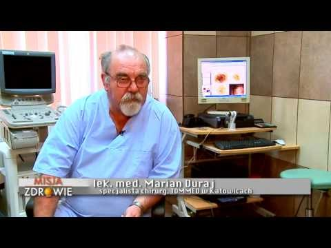 Plama soczewicowata usunięto nadtlenek