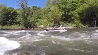preview picture of video 'Canoe Kayak - Foix - 05.14'