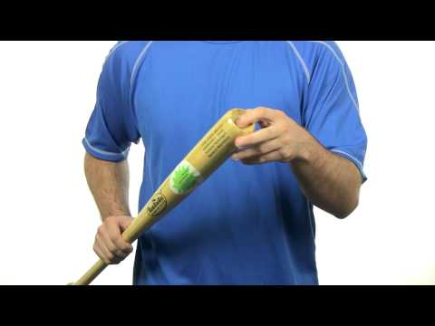 BamBooBat Energize Bamboo Wood Bat: HBBB Youth