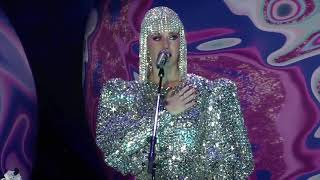 Katy Perry   Unconditionally (Live Witness Tour) Official Video HD