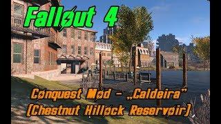 Fallout 4 Chestnut Hillock Reservoir as Settlement
