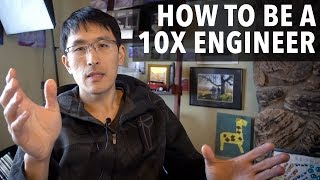 How to become a 10x Engineer (feat. ex-Google Tech Lead)