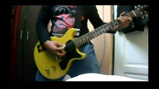 Johnny Thunders & The Heartbreakers - Let's Go (Guitar Cover)