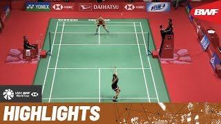 DAIHATSU Indonesia Masters 2020 | Finals WS Highlights | BWF 2020