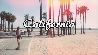 Chase Goehring - California (Lyrics)
