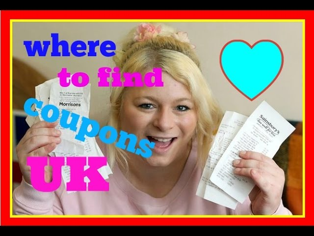 How To Get Free Coupons Uk