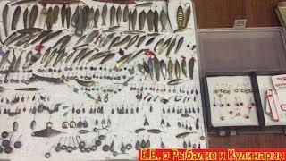 Все виды мормышки для зимней рыбалки