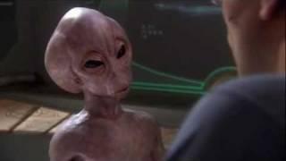 Stargate Atlantis Hermoid - Stop Talking Please!