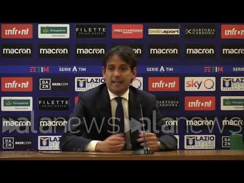 """Lazio-Juve, Inzaghi: """"Abbiamo vinto meritatamente"""""""