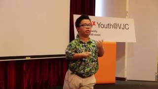 Life is Short, So am I | Ci En Lee | TEDxYouth@VJC