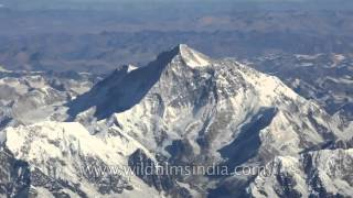 View Over the Himalaya - best of HD aerials