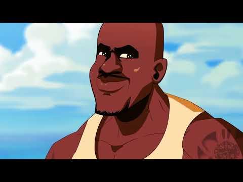 Видео № 0 из игры Shaq Fu A Legend Reborn [PS4]