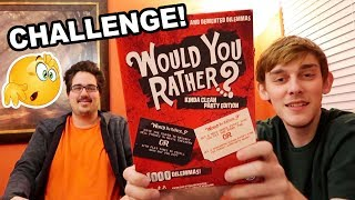 WOULD YOU RATHER?! FT. SML, TitoTotter, Chilly
