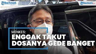Menkes Budi Gunadi Tanggapi Korupsi Masker Dinkes Banten: Enggak Takut Dosanya Gede Banget